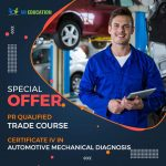 Certificate IV In Automotive Mechanical Diagnosis