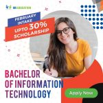 Study information technology with in Australia with 30% Scholarship